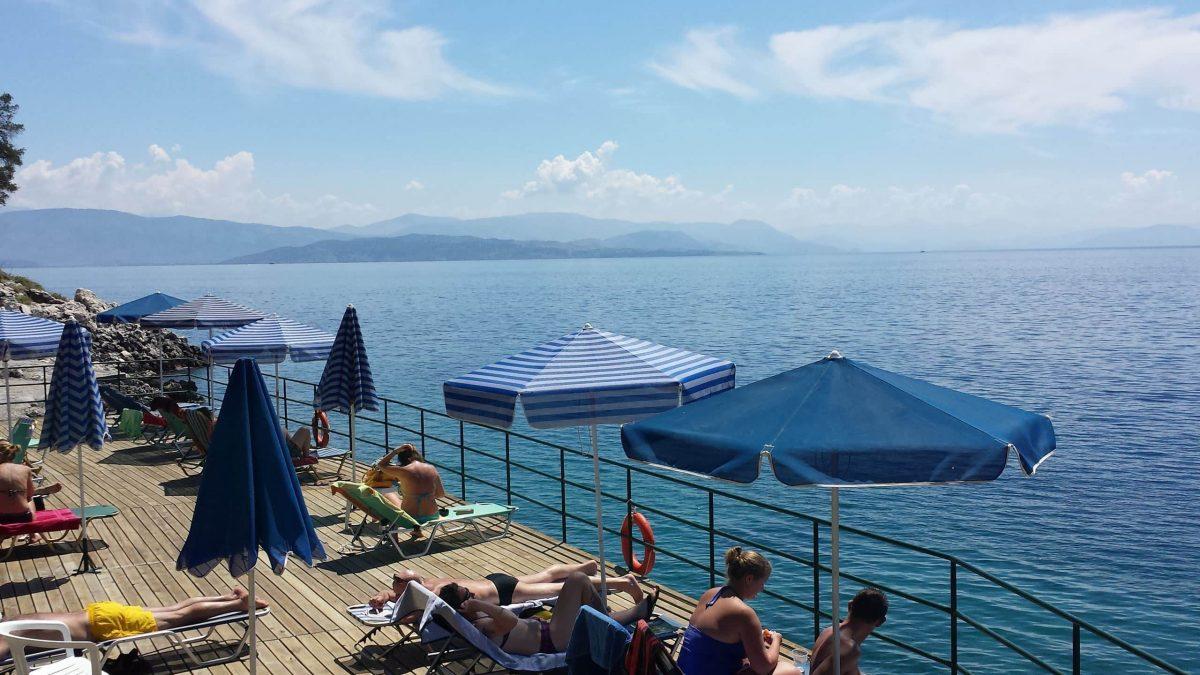 Nautilus Barbati in Barbati, Corfu