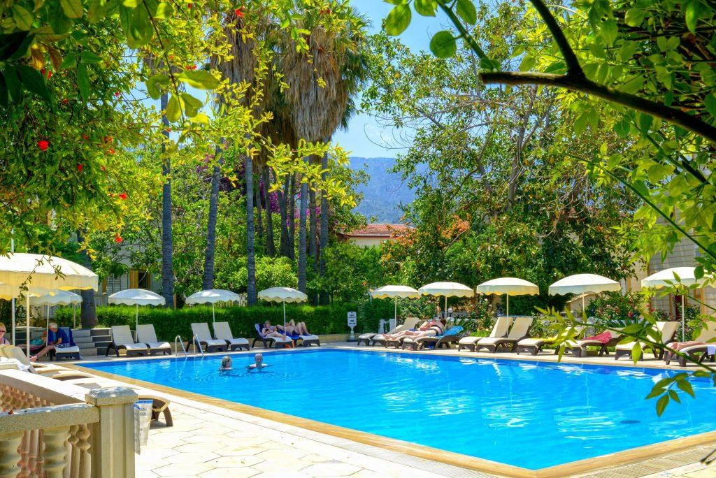 Zwembad van Riverside Garden in Kyrenia, Cyprus