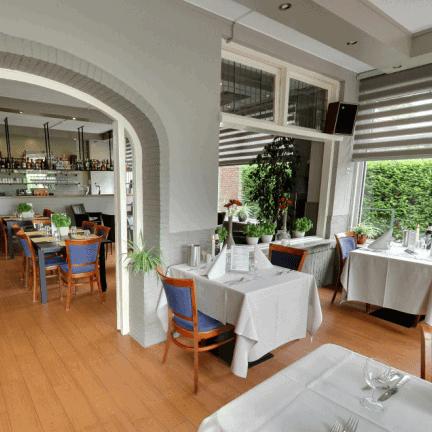 Restaurant van Hotel de Potkachel