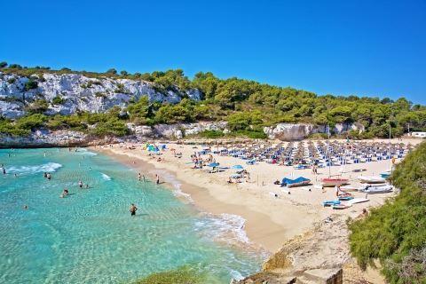 Strand bij Arcadio Appartementen in El Arenal, Mallorca