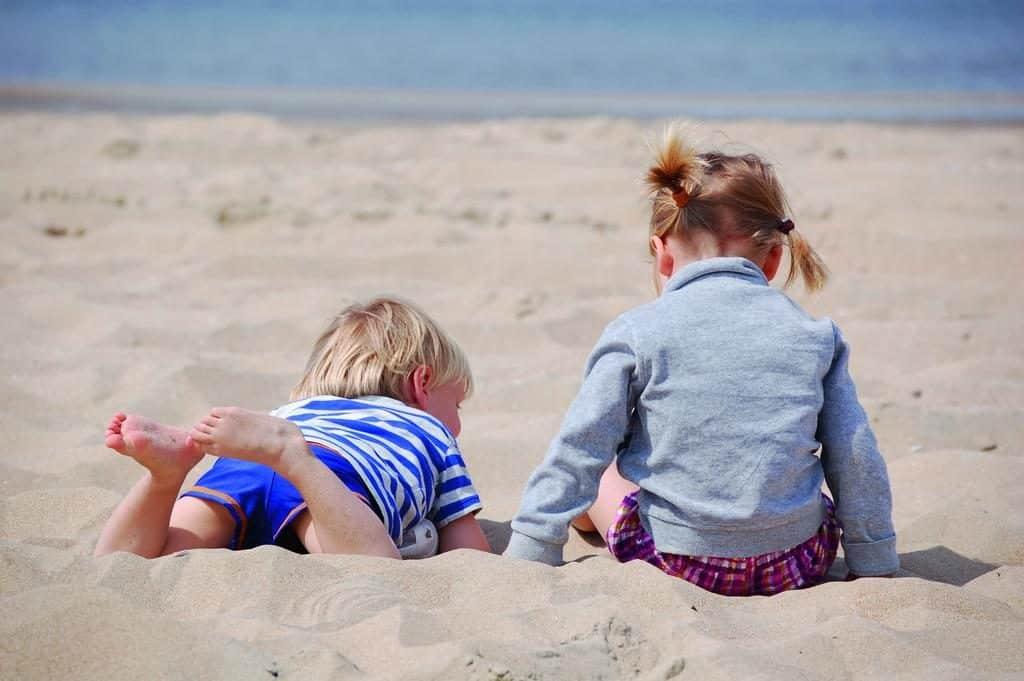 strand van DUYNPARC DE HEEREN VAN 'S GRAVENSANDE in 's-Gravenzande, Zuid-Holland