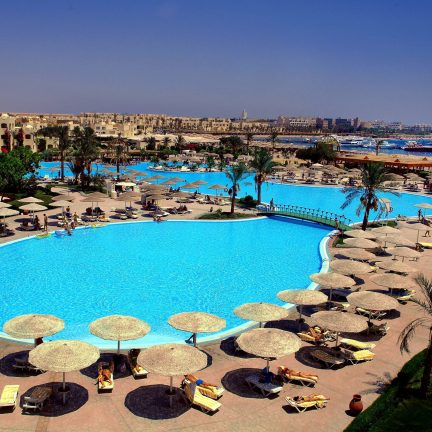 Tia Heights in Makadi Bay, Egypte