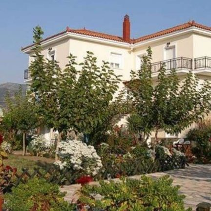 Villa Vicky in Petra, Lesbos
