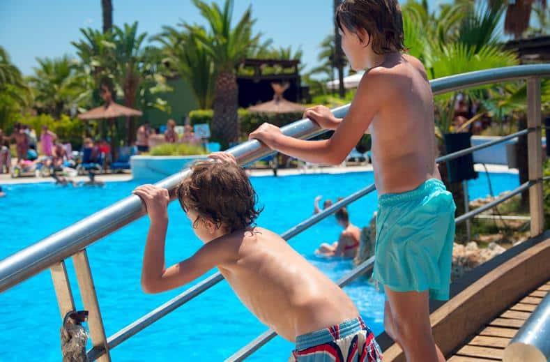 Zwembad van Estival Islantilla