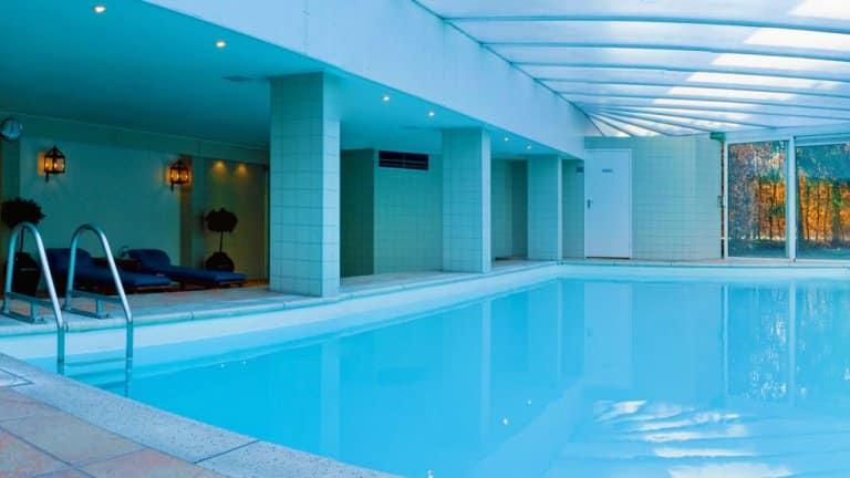 Binnenbad van Inntel hotels resort Zutphen in Gelderland