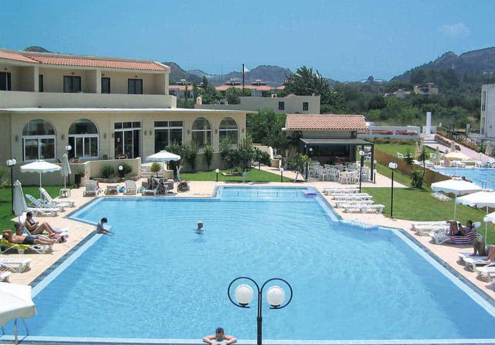 Summerland in Ialyssos, Rhodos
