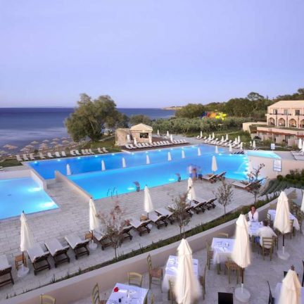 Atlantica Eleon Grand Resort en Spa in Tsilivi, Zakynthos