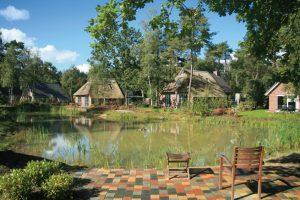 Landgoed Het Grote Zand in Hooghalen, Drenthe