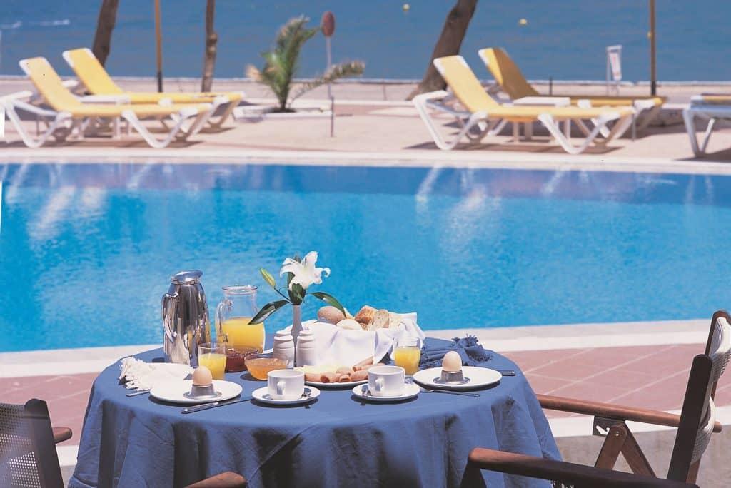 Ontbijt van Fodele Beach in Fodele, Kreta