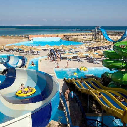 All Inclusive Titanic Palace en Aquapark  in Hurghada, Egypte