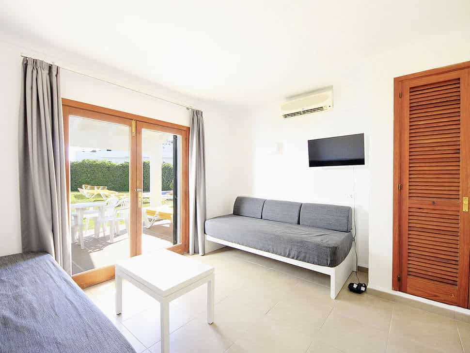 Appartement van Aparthotel Es Bolera / Ses Cases in Cala d'Or, Mallorca