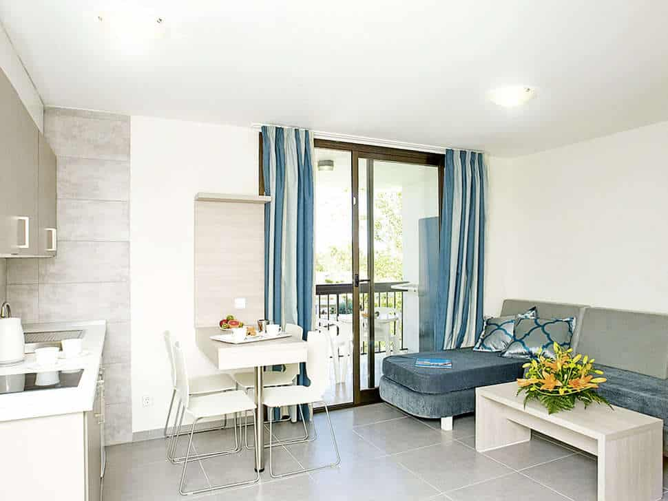 Appartement van Appartementen HSM Lago Park in Playa de Muro, Mallorca