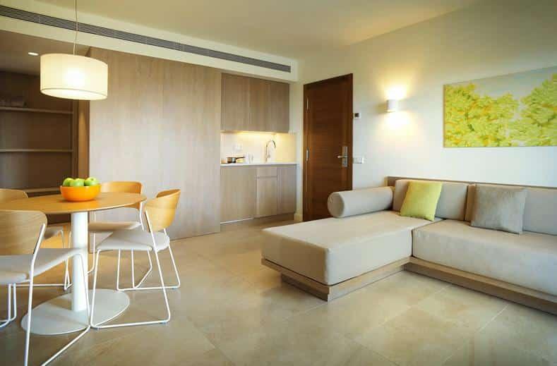 appartement van Inturotel Esmeralda Park in cala d'or, Mallorca