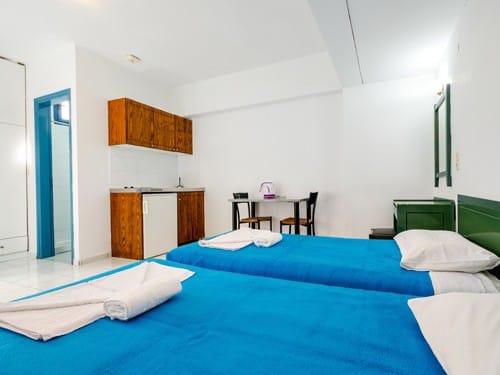 Appartement van Mika Villas in Piskopiano, Kreta