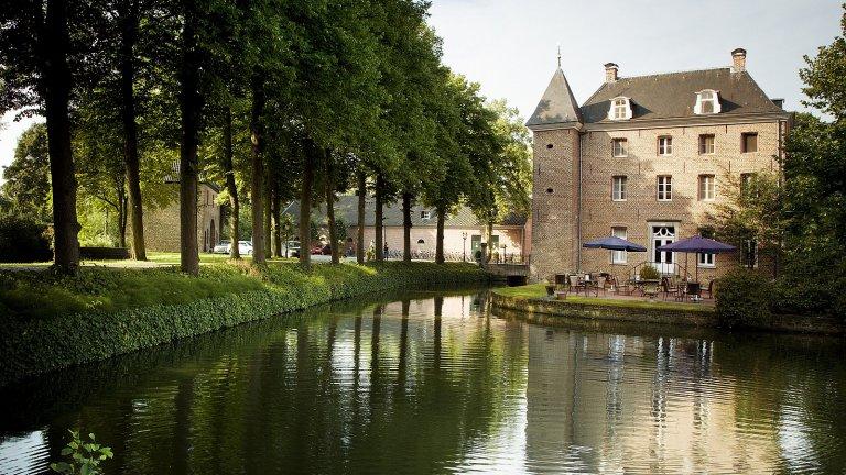 Bilderberg Château Holtmühle in tegelen, Limburg