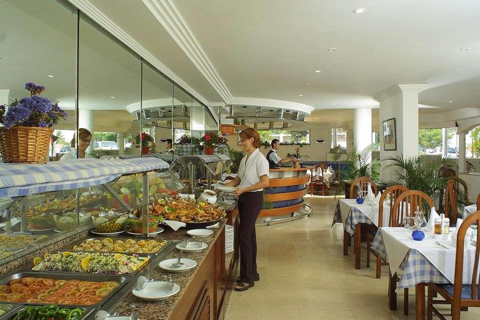 Buffet van Pez Azul in Puerto de la Cruz, Tenerife