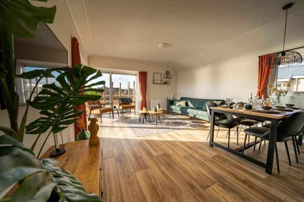 Chalet voor 6 personen van EuroParcs Resort Limburg