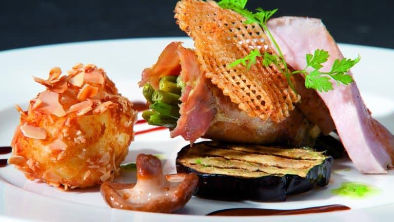 Culinair dineren bij Fontana Resort Bad Nieuweschans in Bad Nieuweschans, Groningen