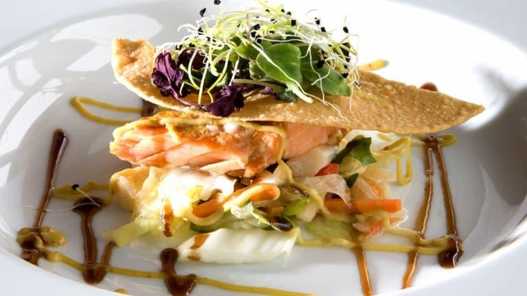 Diner bij Fletcher Badhotel Callantsoog in Callantsoog, Noord-Holland