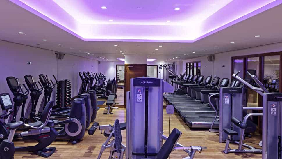 Fitness in Grange Tower Bridge Hotel in Londen, Engeland