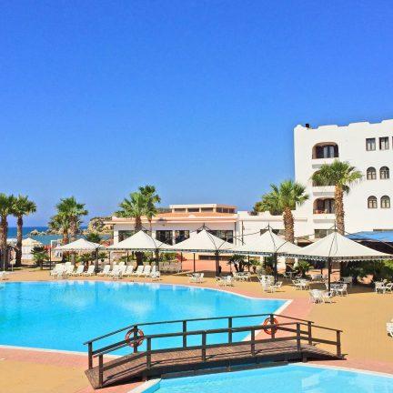 Hotel Baia d'Oro in Licata, Sicilië