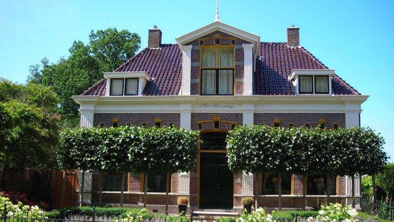 Hotel het Heerenhuys in Ruinerwold, Drenthe