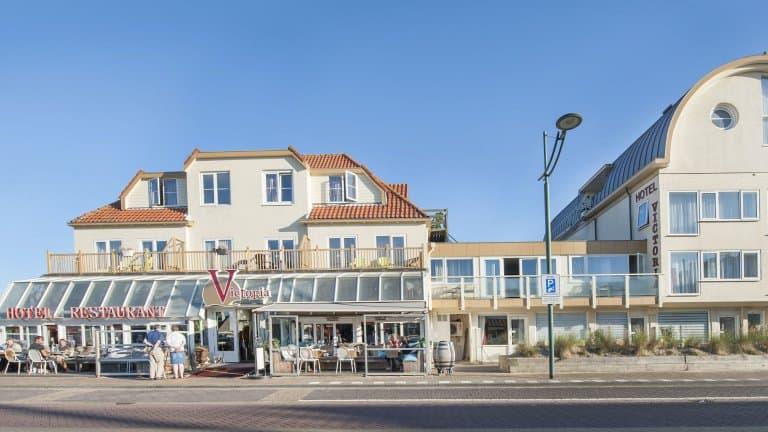 Hotel Restaurant Victoria in Bergen aan Zee, Noord-Holland