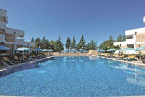 Hotel Sileks in Ohrid, Macedonië