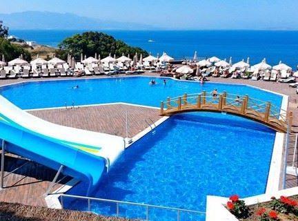 Hotel Woxxie in Turgutreis, Turkije