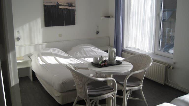 Hotelkamer van Hotel Anno Nu in Oostkappelle, Zeeland