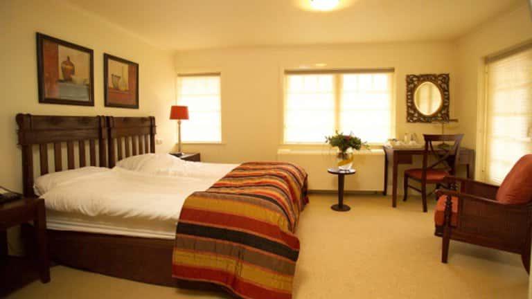 Hotelkamer van Landgoed de Uitkijk in Hellendoorn, Overijssel