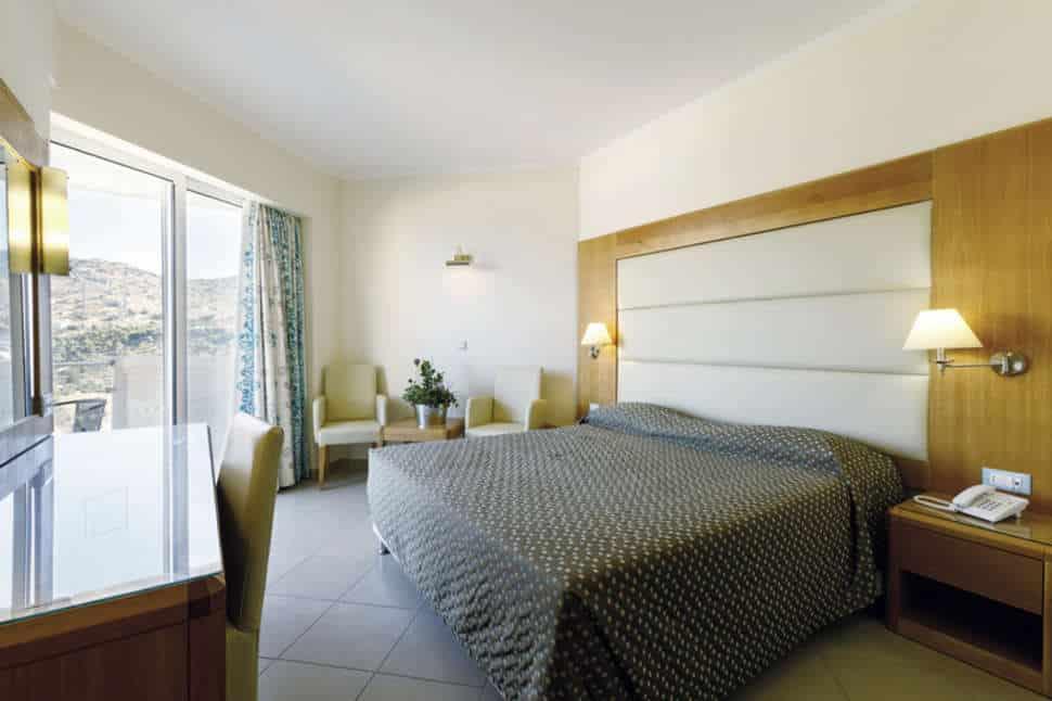 Hotelkamer van Lindos Royal in Lindos, Rhodos