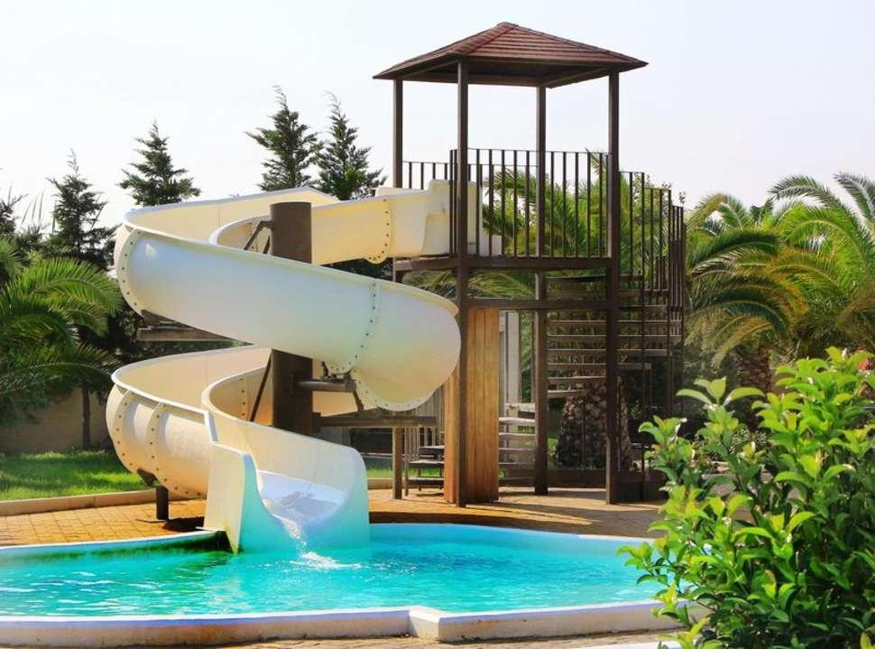Kinderbad van D'Andrea Mare Beach Resort in Trianda, Rhodos