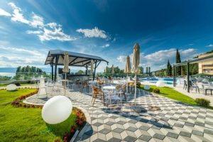 Laki Hotel & Spa in Ohrid, Macedonië