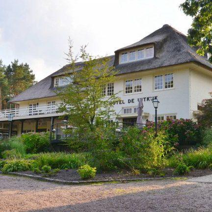 Landgoed de Uitkijk in Hellendoorn, Overijssel