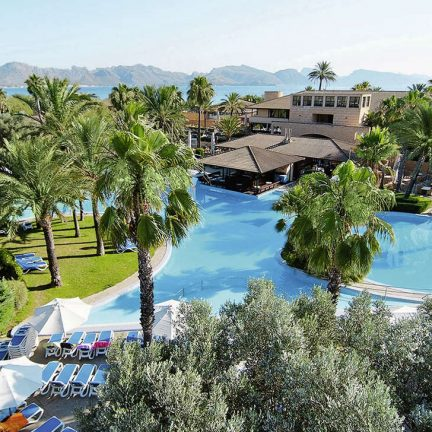 PortBlue Club Pollentia Resort in Alcudia, Mallorca