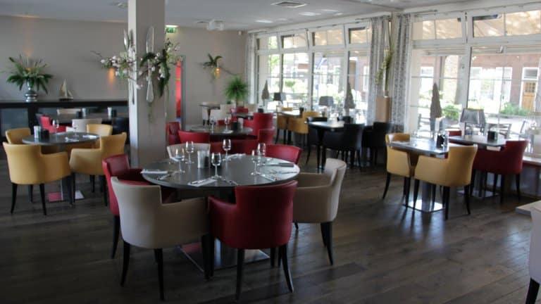 Restaurant van Hotel Anno Nu in Oostkappelle, Zeeland
