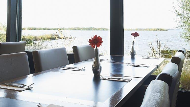 Restaurant van hotel Postillion Amersfoort veluwemeer in Gelderland