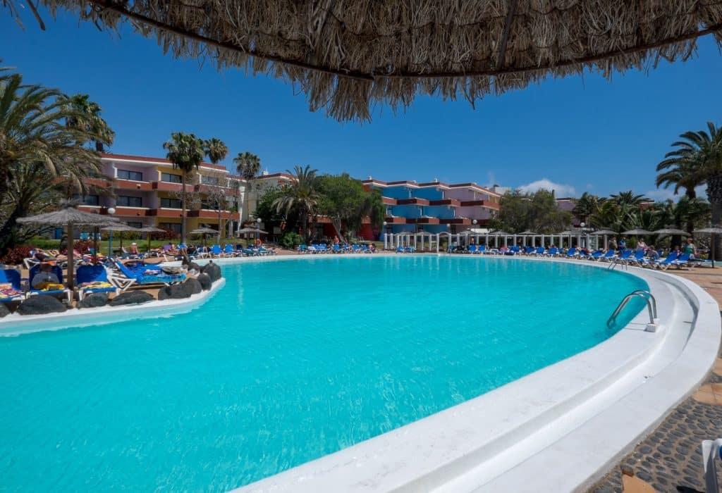 Zwembad van SBH Fuerteventura Playa  in Costa Calma, Fuerteventura