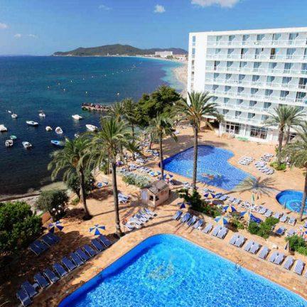 Sirenis tres Carabelas in Playa d'en Bossa, Ibiza