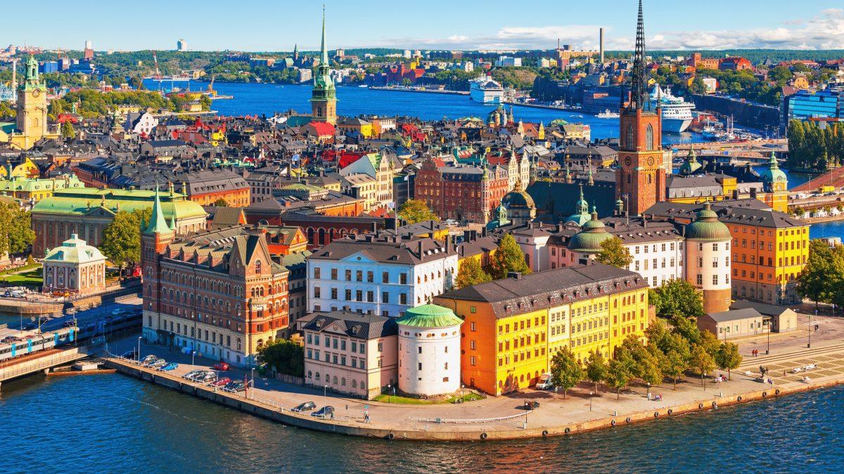 Hotel Riddargatan in Stockholm, Zweden