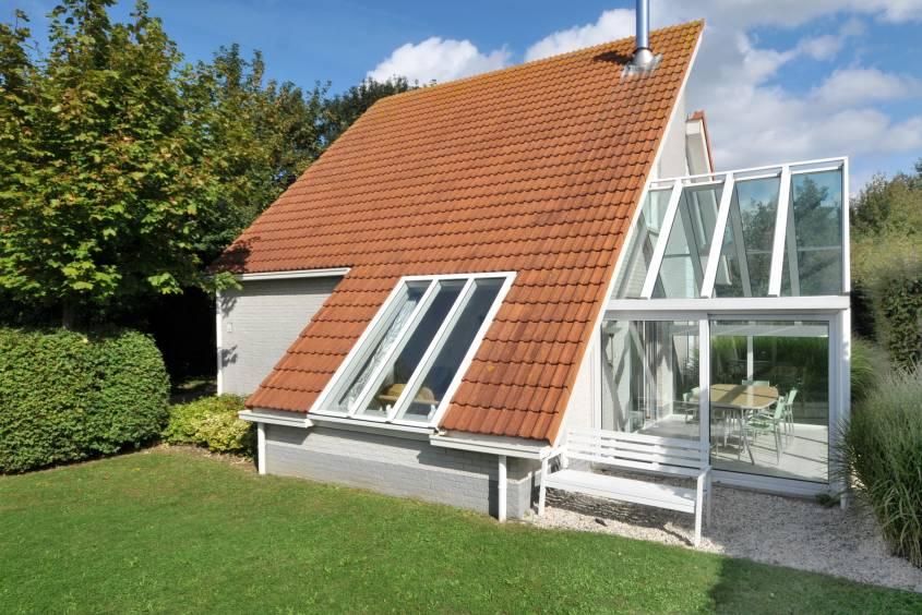 Villa van Roompot vakanties Zeeland Village in Scharendijke, Zeeland