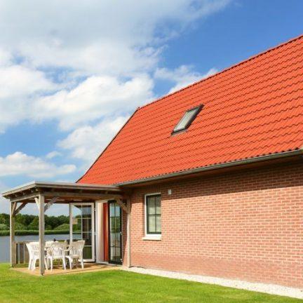 Villa van Vakantiepark Emslandermeer in Vlagtwedde, Groningen