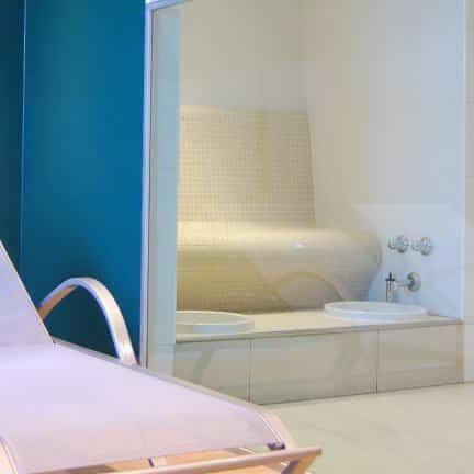 Wellnesscenter in Hotel Postillion Amersfoort Veluwemeer in Nulde, Gelderland