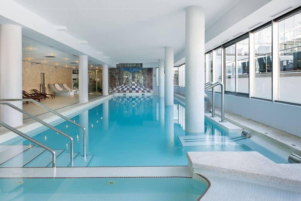 Wellness van hotel Sun Palace Albir in Spanje