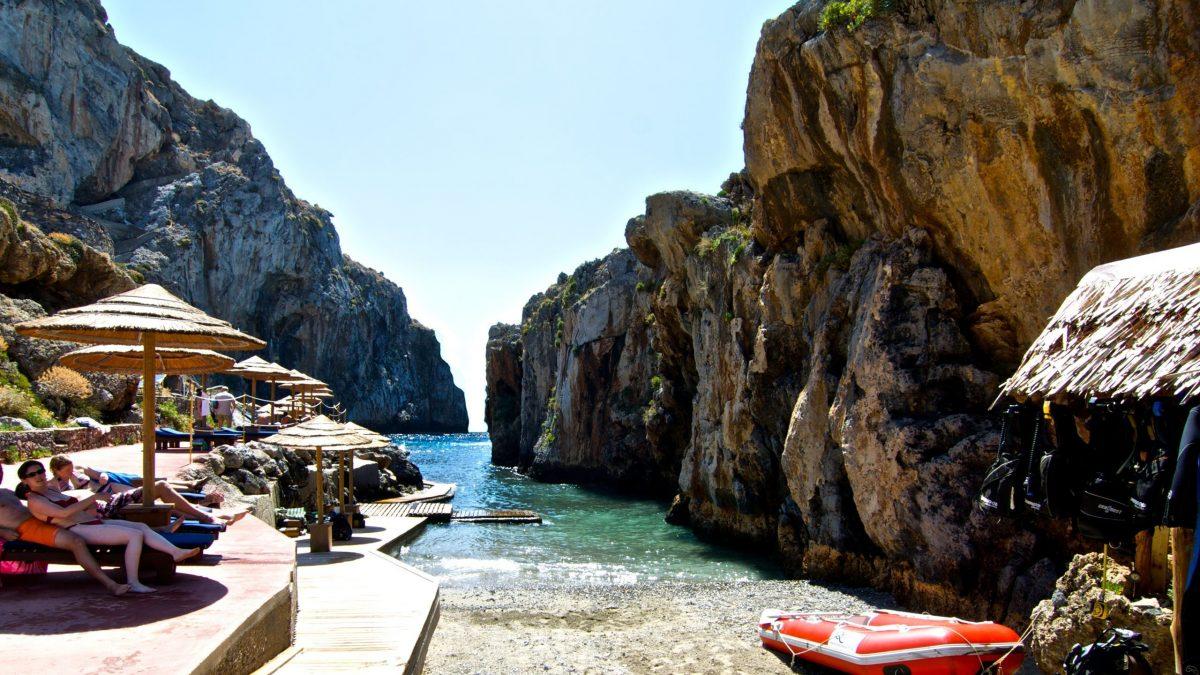 Kalypso Cretan Resort en Spa in Plakias, Kreta