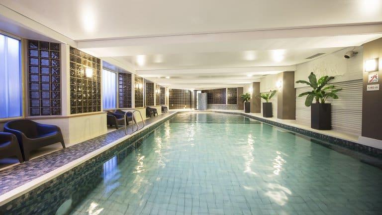 Wellnesscenter van Bilderberg Europa Hotel in Scheveningen, Zuid-Holland