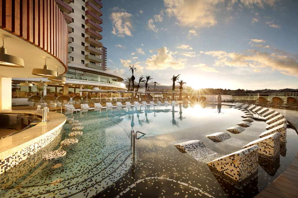 Hard Rock Hotel Tenerife in Playa Paraíso, Tenerife