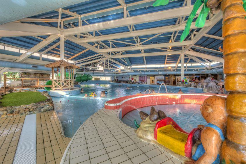 Zwembad van Weerterbergen in Weert, Limburg