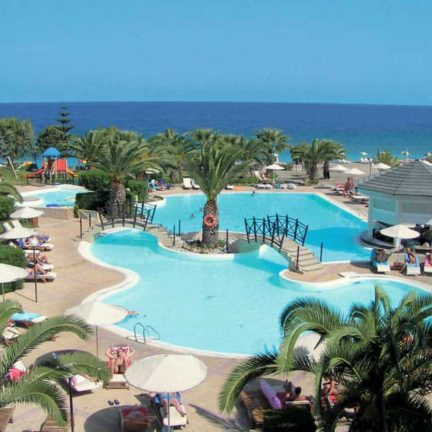 D'Andrea Mare Beach Resort in Trianda, Rhodos